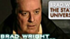Brad Wright : plus d'humour et d'aventures