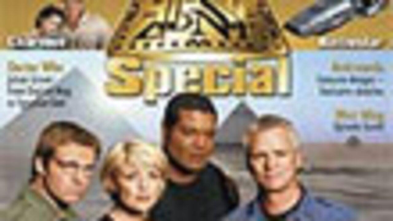 « TV Zone » sort un numéro spécial Stargate