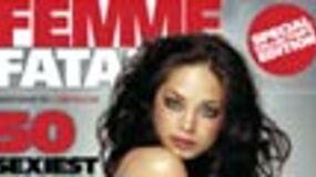 A. Tapping: l'une des 50 femmes les plus sexy