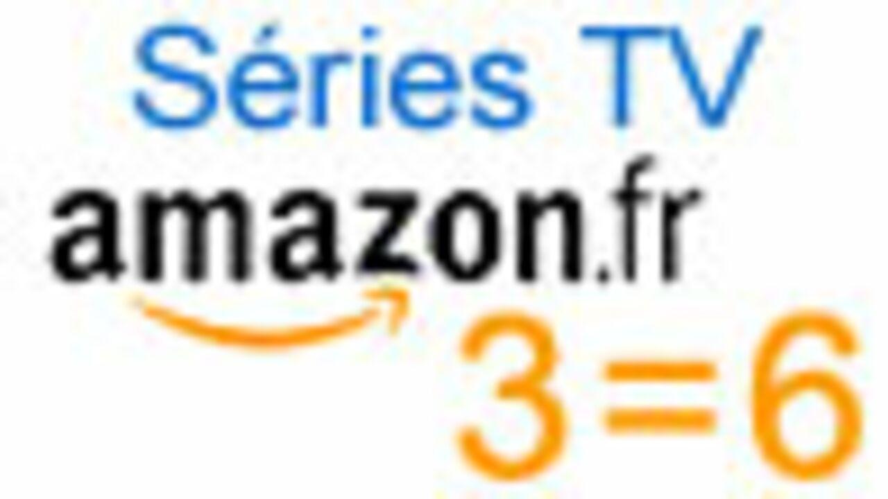 Soldes Amazon : 6 coffrets dvd pour le prix de 3