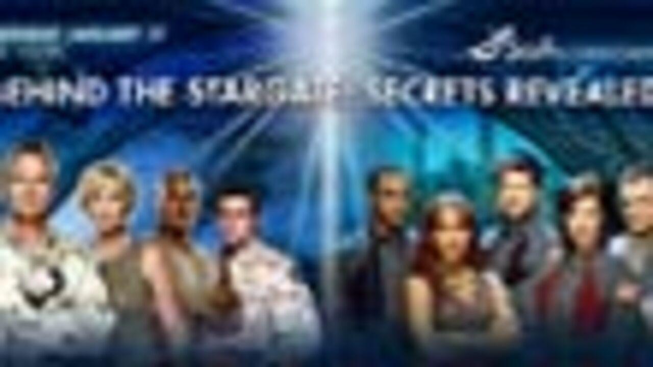 Behind The Stargate: Secrets Revelead sur Sci-Fi