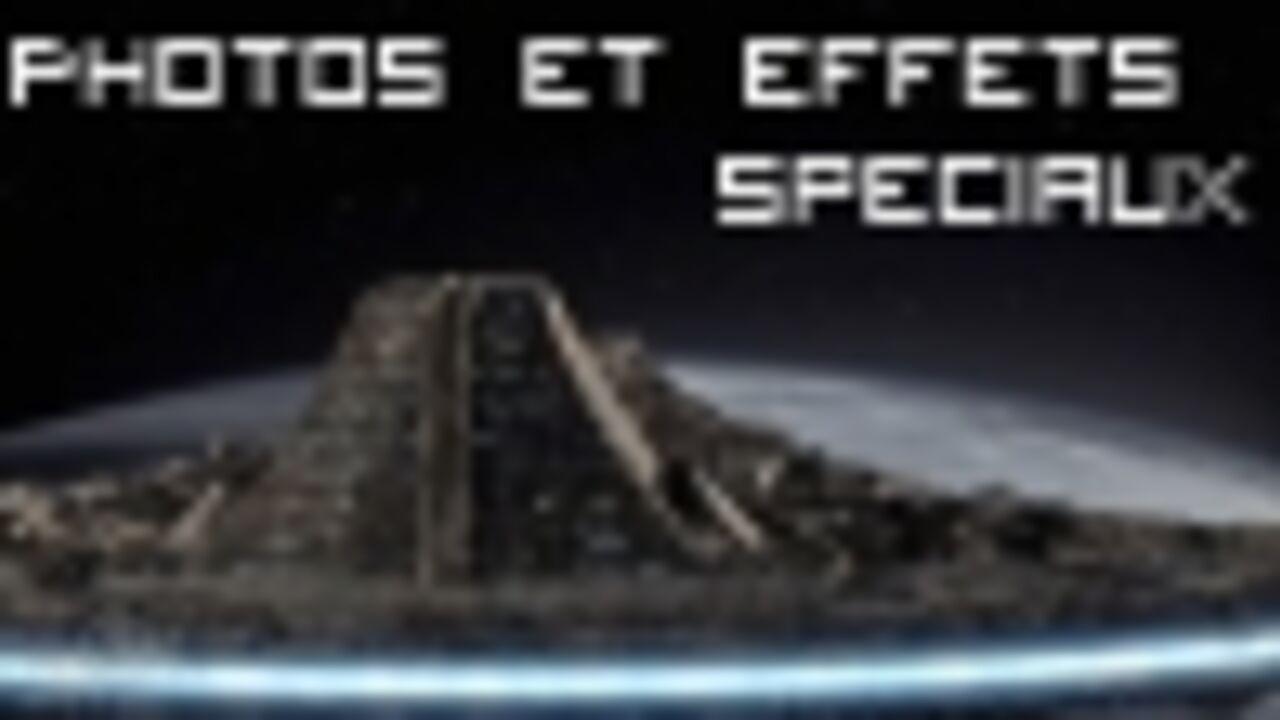 Photos des effets spéciaux Common Descent
