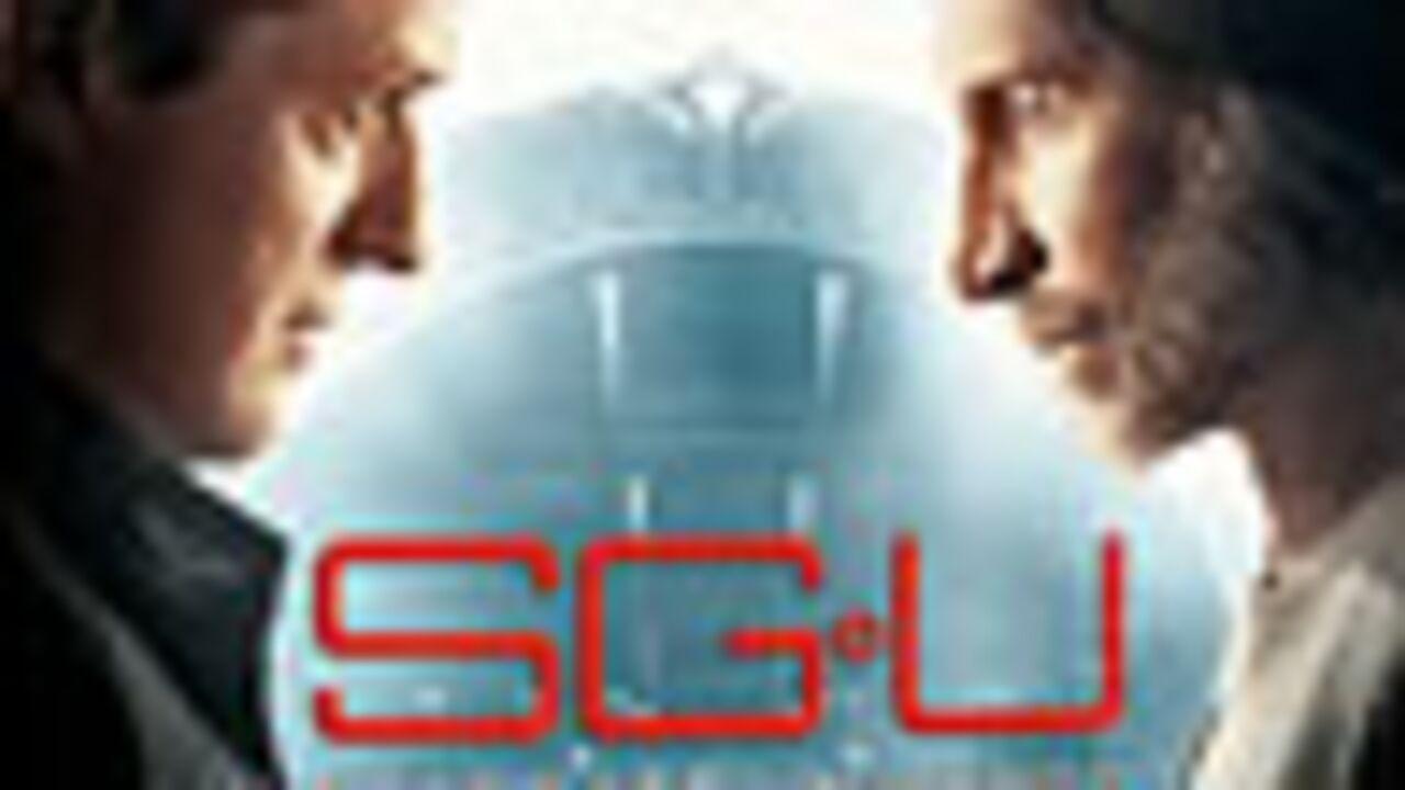 SGU saison 2 : coffret dvd en vente le 9 novembre