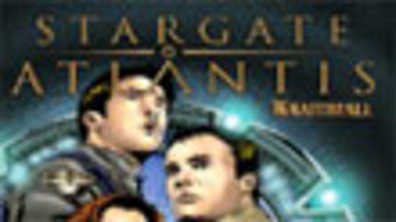 Stargate Atlantis en bande dessinée