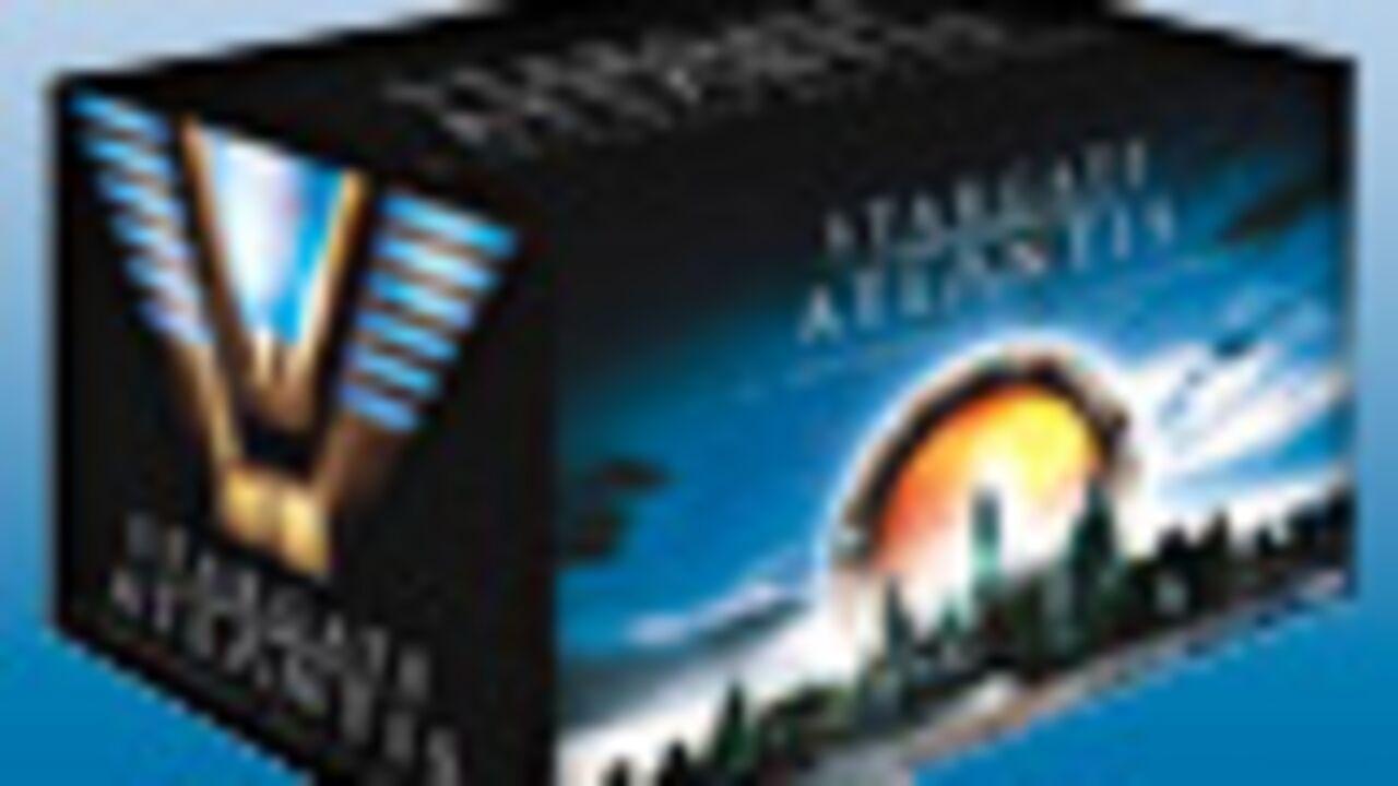 Soldes : l'intégrale de Stargate Atlantis à 37,99€