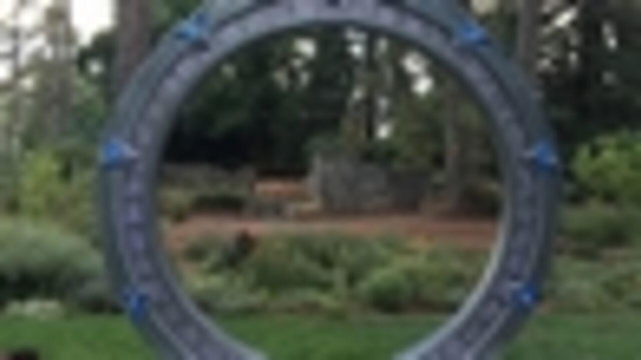 Insolite : quand Stargate s'invite à un mariage