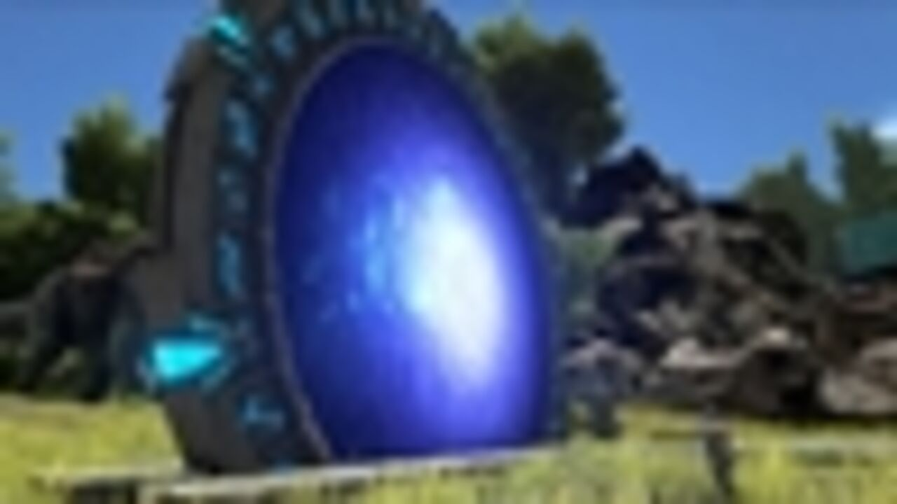 Un mod Stargate pour Ark: Survival Evolved