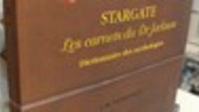 Un livre français sur la mythologie de Stargate !