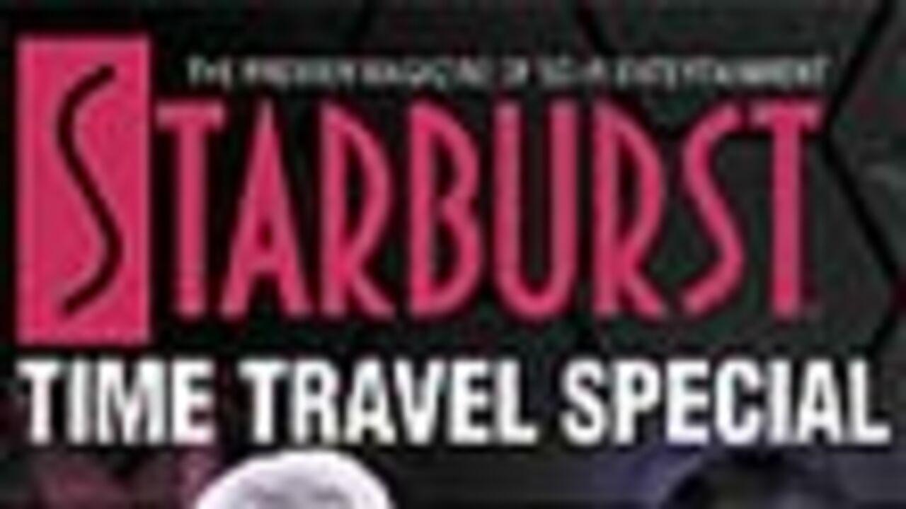 Stargate dans les colonnes de Starburst