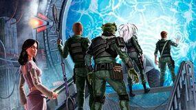 Un nouveau jeu de rôle Stargate SG-1 pour 2020