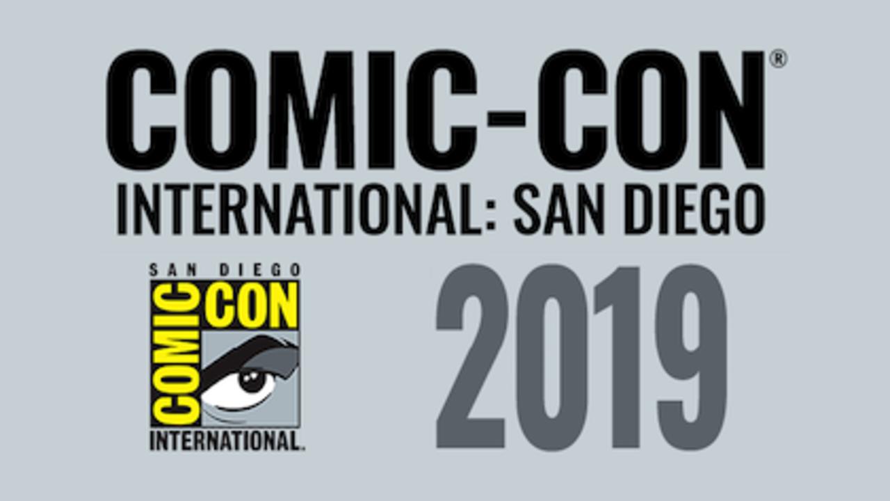 Top départ pour le San Diego Comic Con 2019