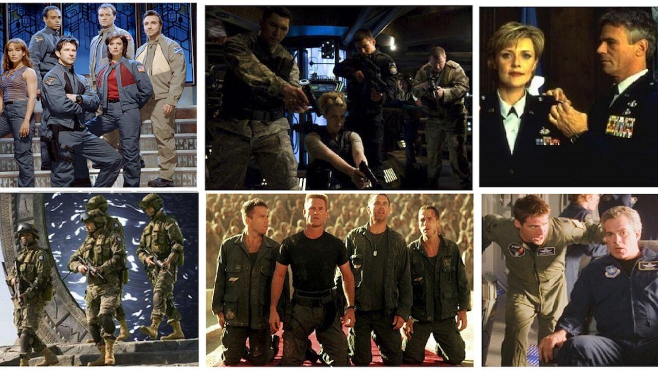 GeekSF publie le guide ultime des costumes Stargate en 2021
