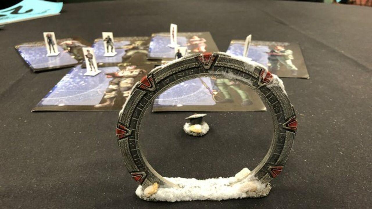 Envie de tester le nouveau RPG Stargate ?
