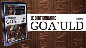 Apprenez à parler Goa'uld avec notre e-book !