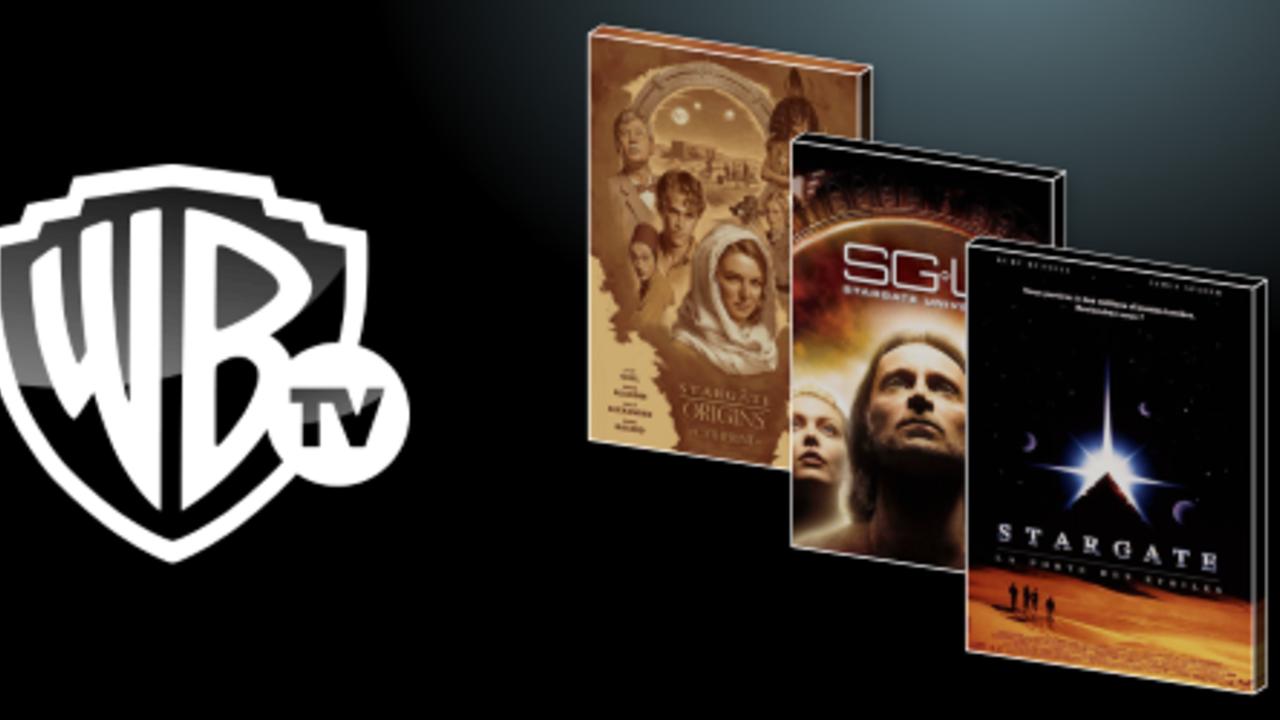 Stargate Origins débarque sur WarnerTV