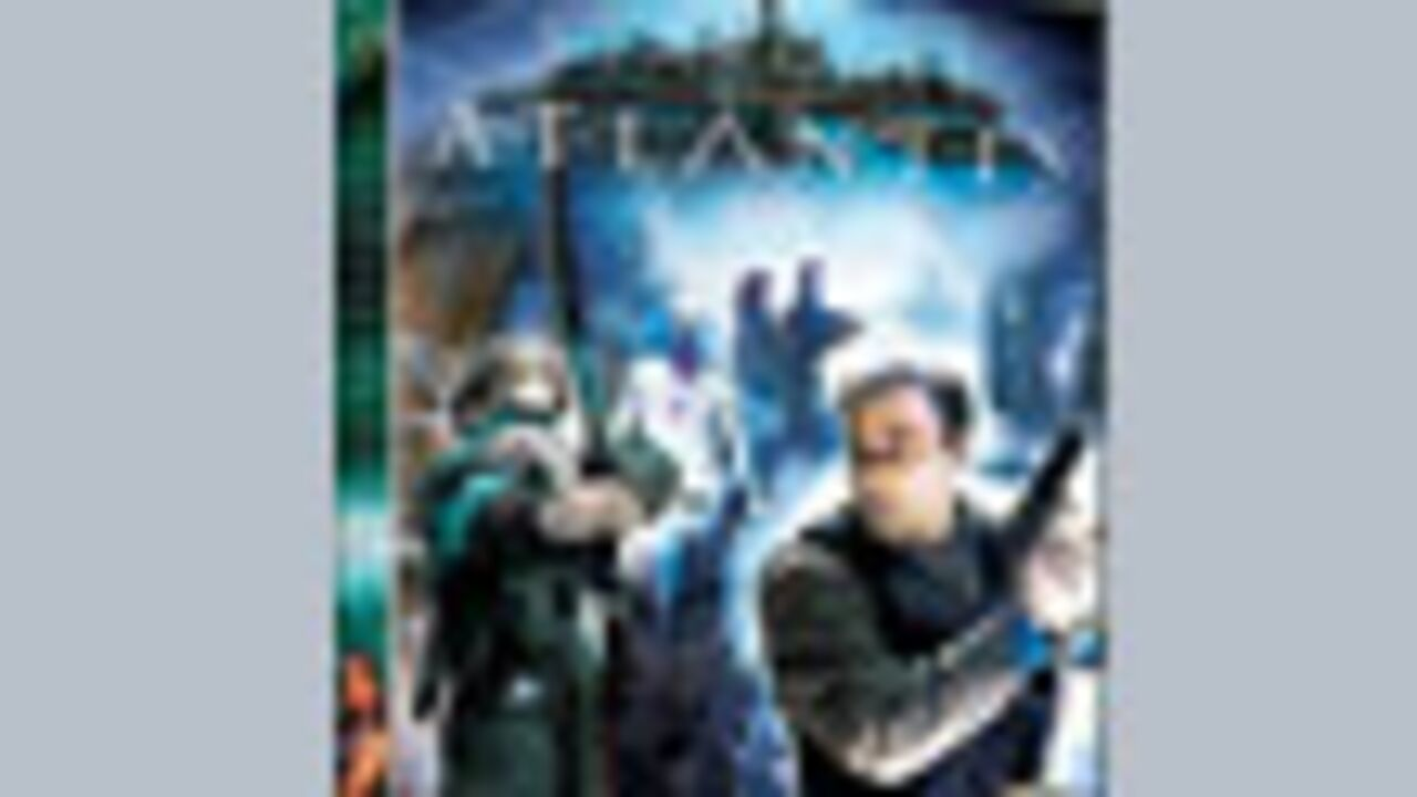 Visionner le trailer du DVD de Stargate Atlantis