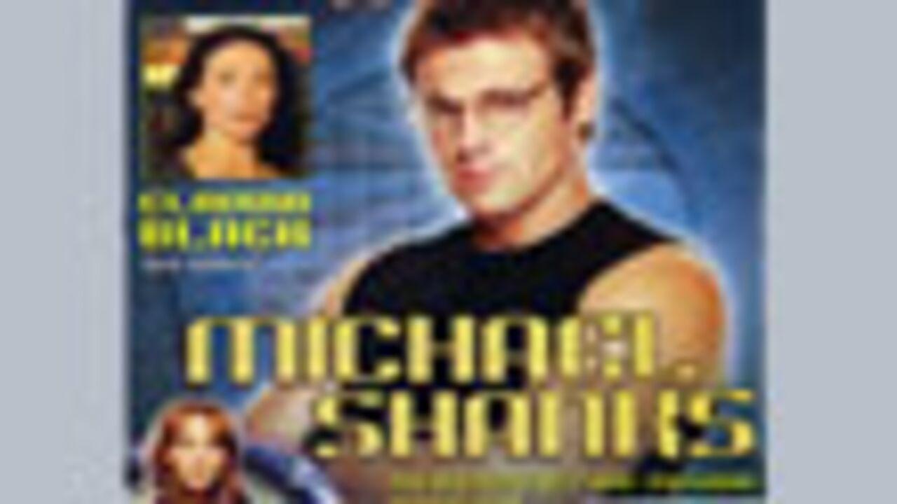 « The official Magazine Stargate Sg-1 » numéro 4