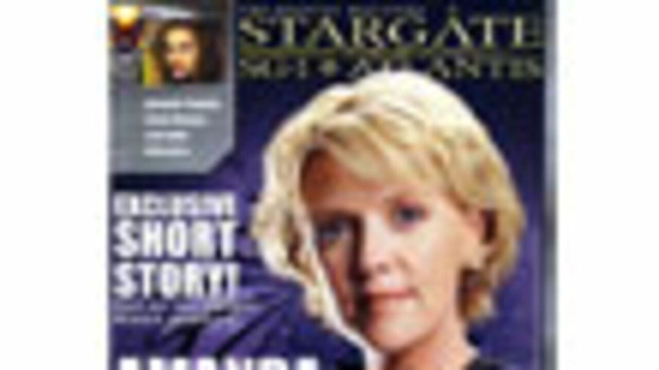 « The official Magazine Stargate Sg-1 »