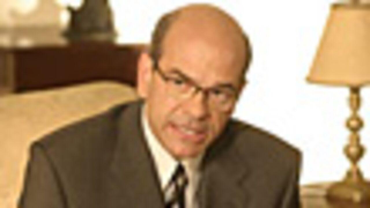 Robert Picardo sur Atlantis