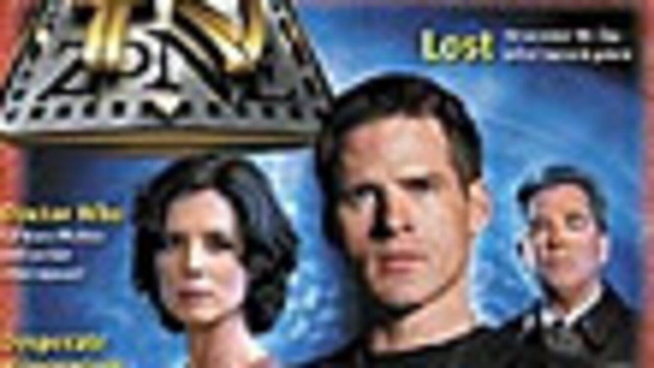 Stargate à l'affiche de TV Zone