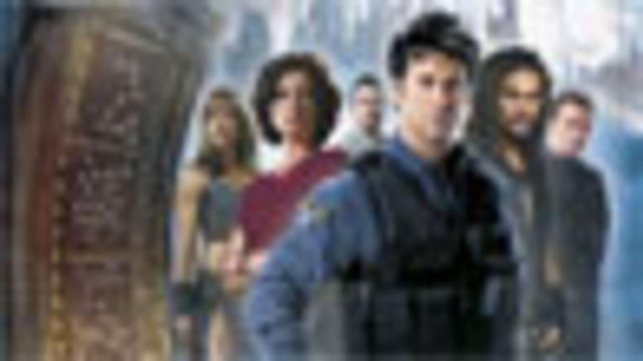 Aperçu du coffret de la saison 2 d'Atlantis