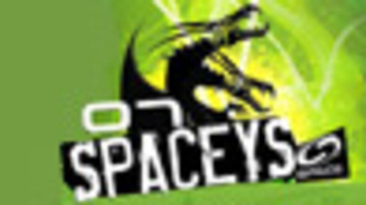 Résultats des Spacey Awards 2007