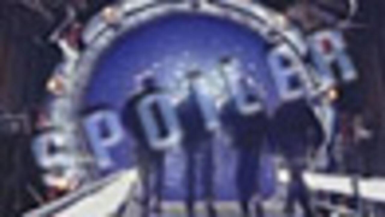Spoilers Stargate Sg-1