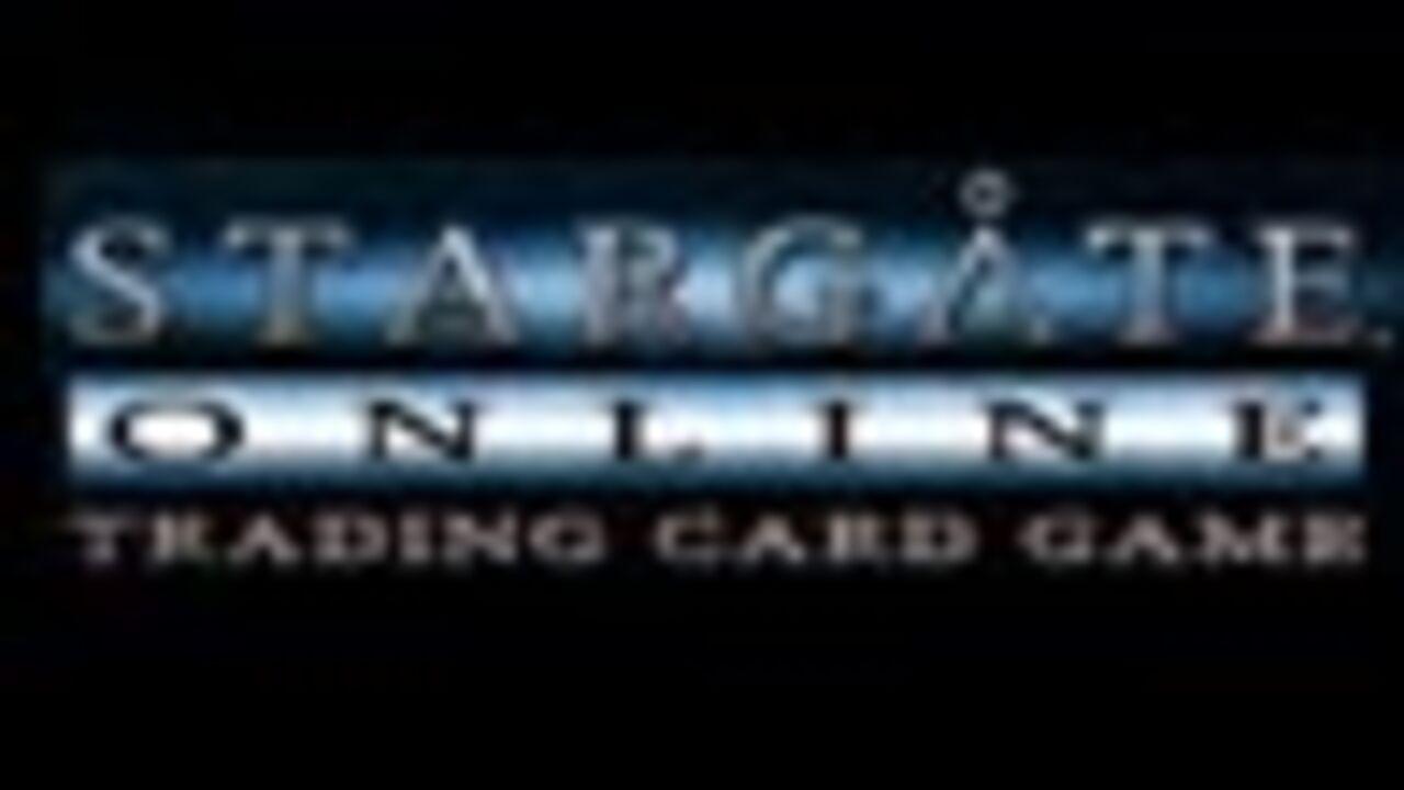 Nouveau set pour Stargate Online Trading Card