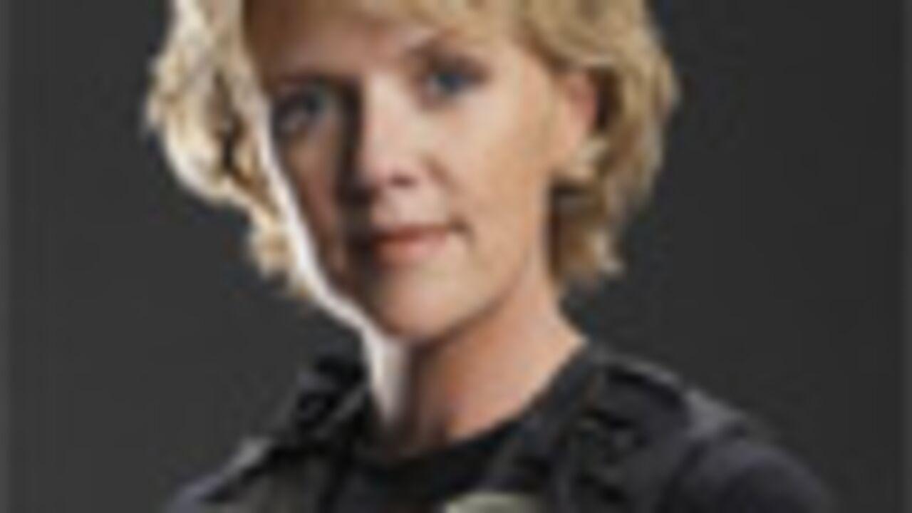 Amanda Tapping et la saison 4 de SGA