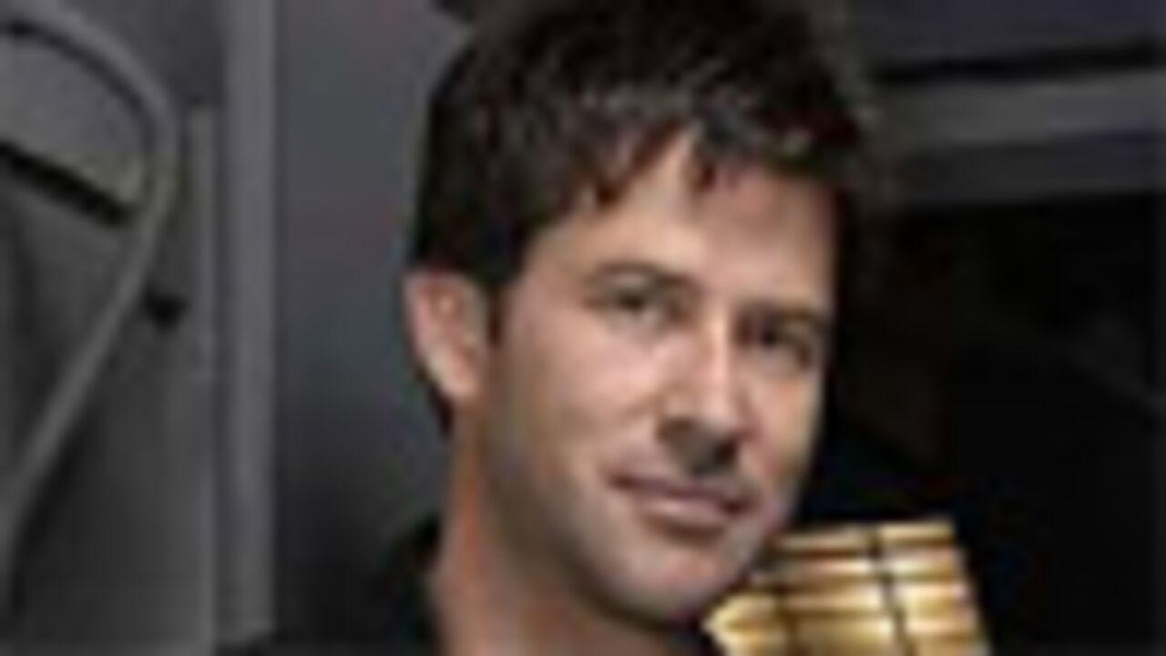Joe Flanigan au tribunal
