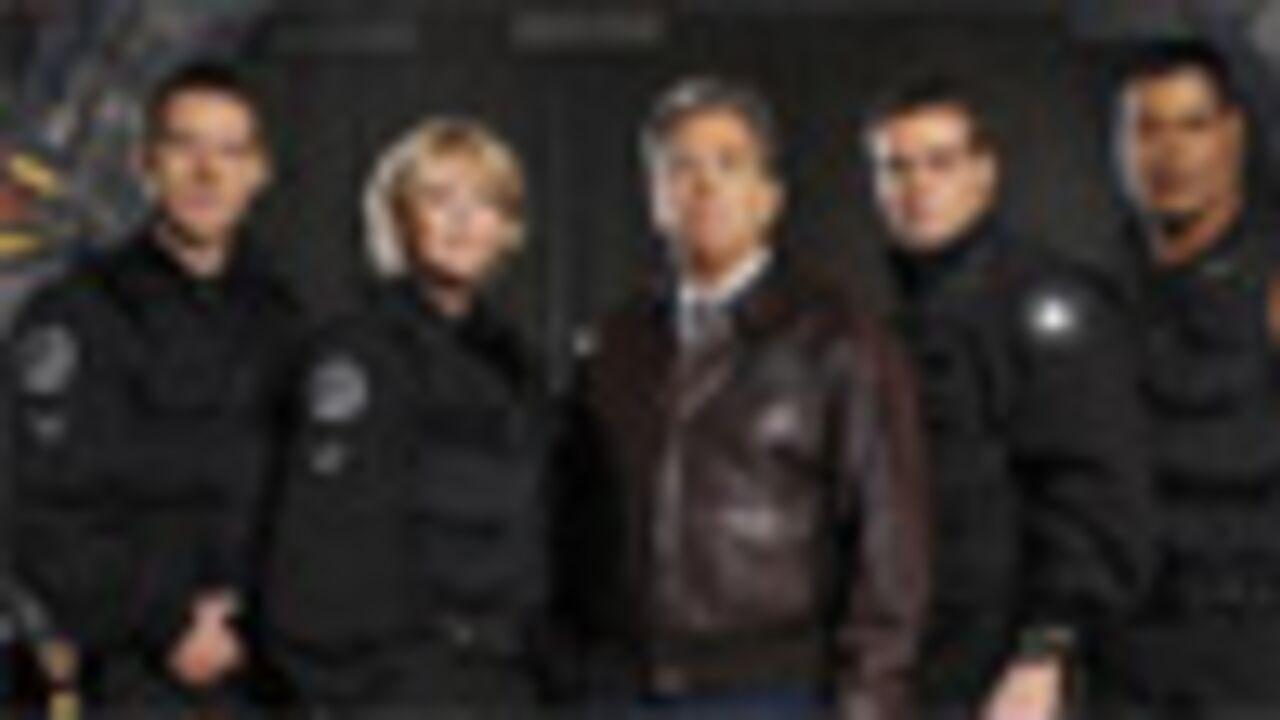 Stargate sg1, le compagnon illustré
