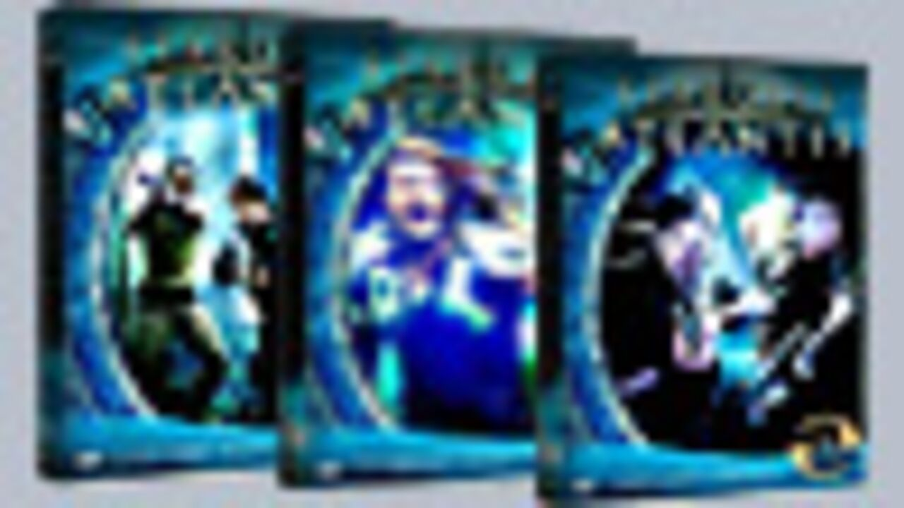 Atlantis saison 3 : les dates de sorties DVD