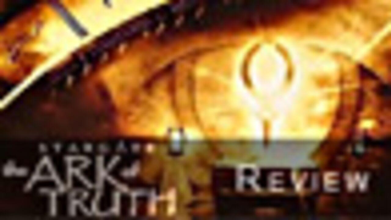 Review DVD : Stargate « L'arche de vérité »