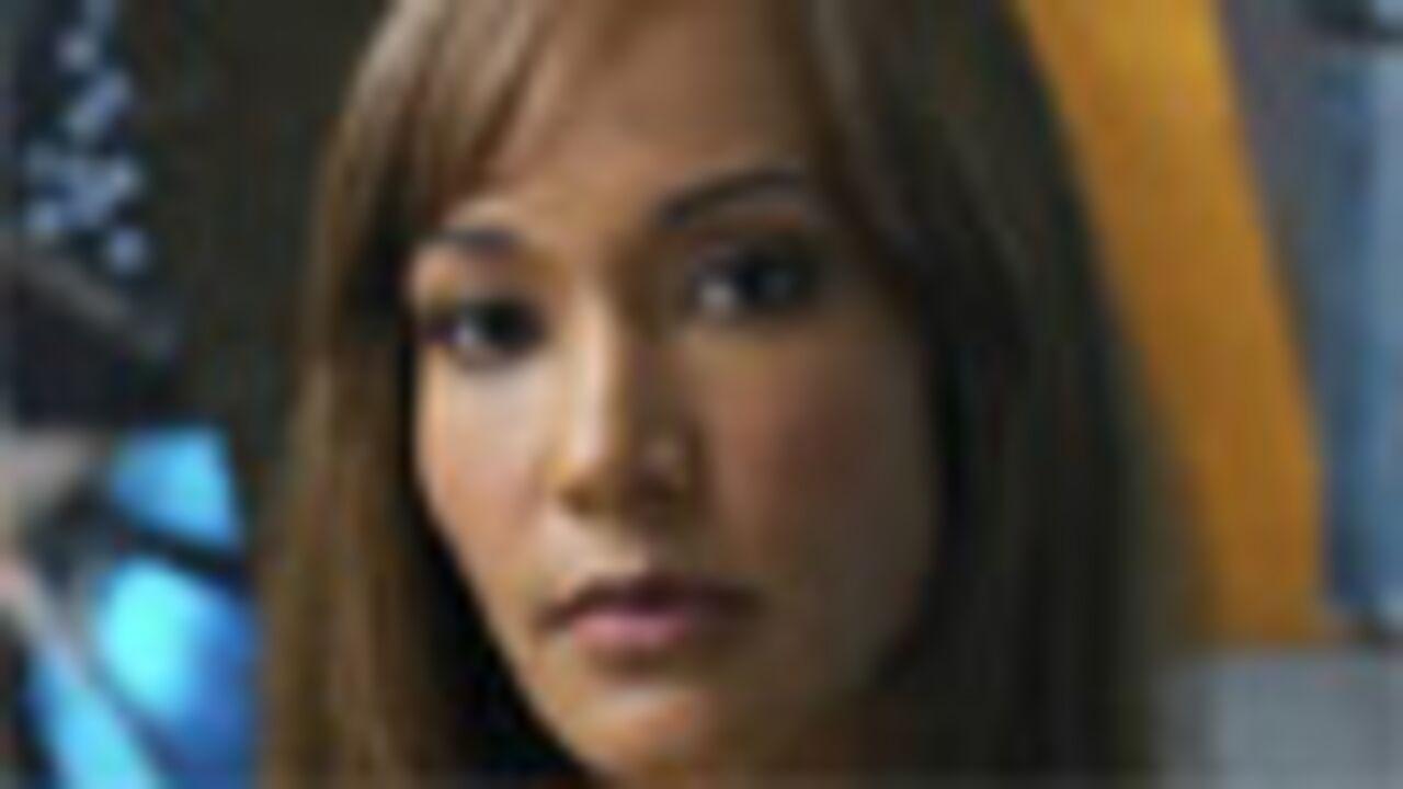 Rachel Lutrell dans son rôle de mère