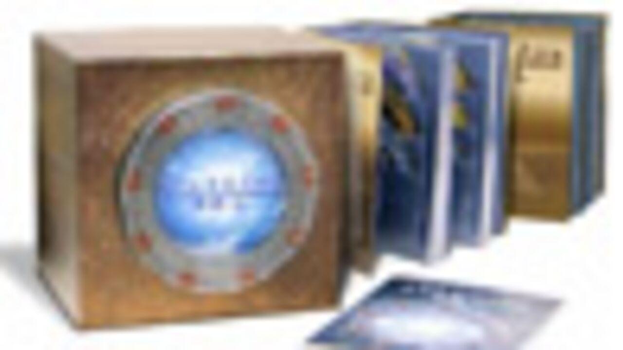 Coffret intégrale Stargate Sg1 dispo (à nouveau)