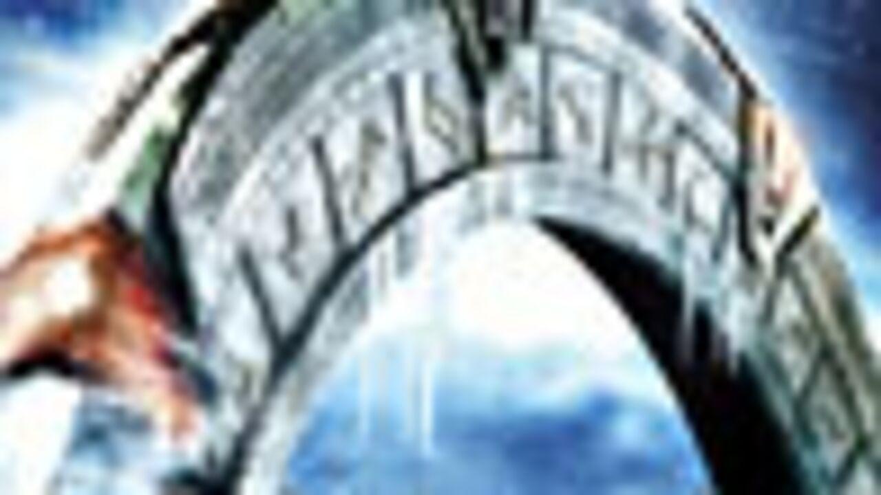 La pochette française de Stargate Continuum