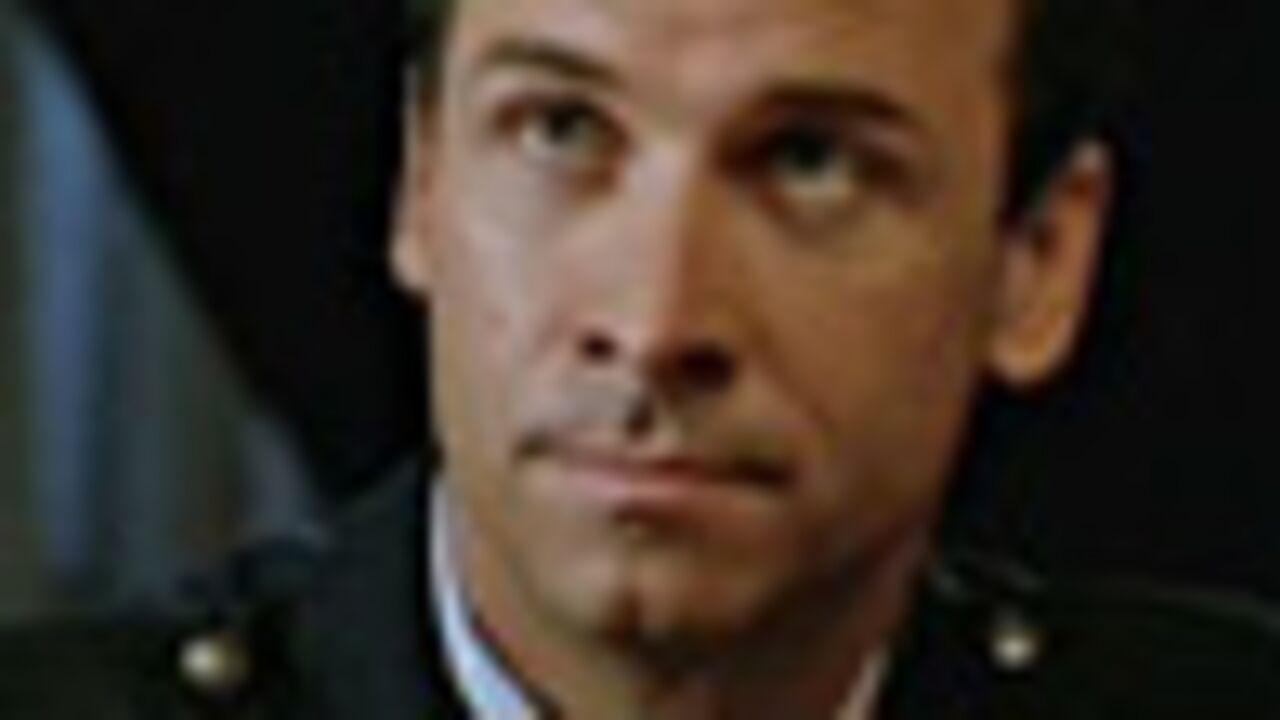 Le Major Davis présent dans le final d'Atlantis