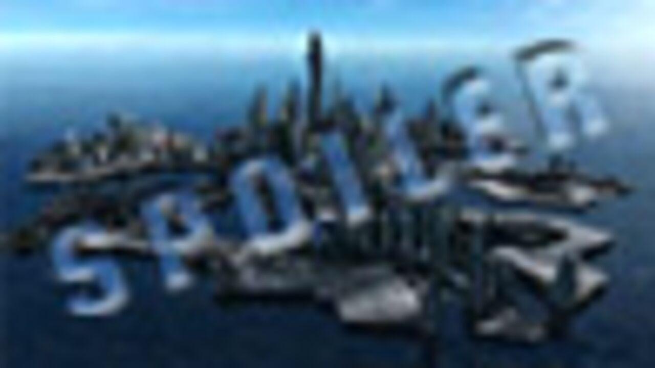 Le nouvel ennemi d'Atlantis en photo