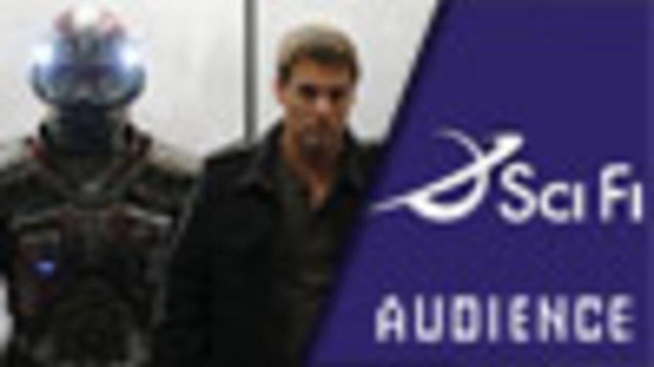 Stargate Atlantis: audience du 10/10 sur SCIFI