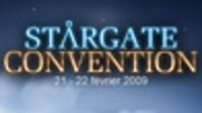 Convention Stargate à Paris en février 2009
