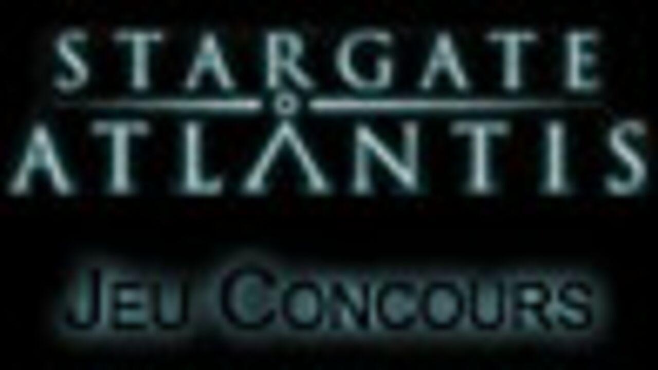 Jeu concours : Stargate Atlantis saison 4