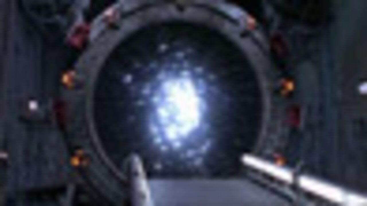 Livres audio Stargate : deuxième série en cours