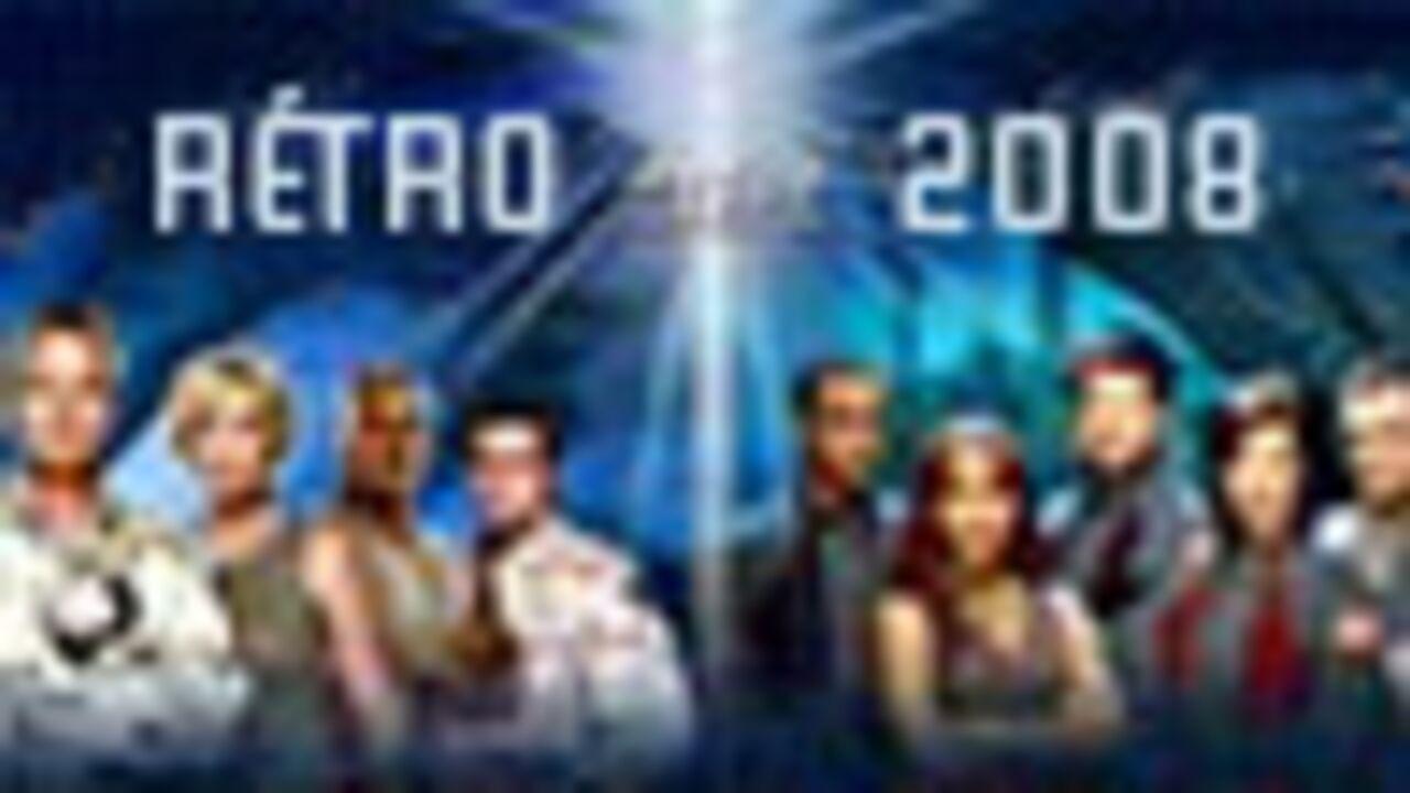 Rétro 2008 : Stargate Atlantis à l'honneur