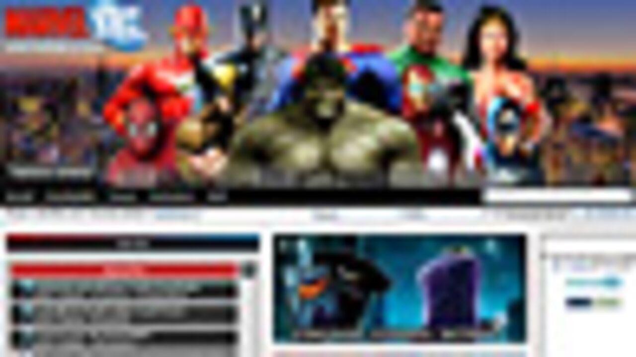 MarvelDC-Universe : un nouveau dans le Noyau