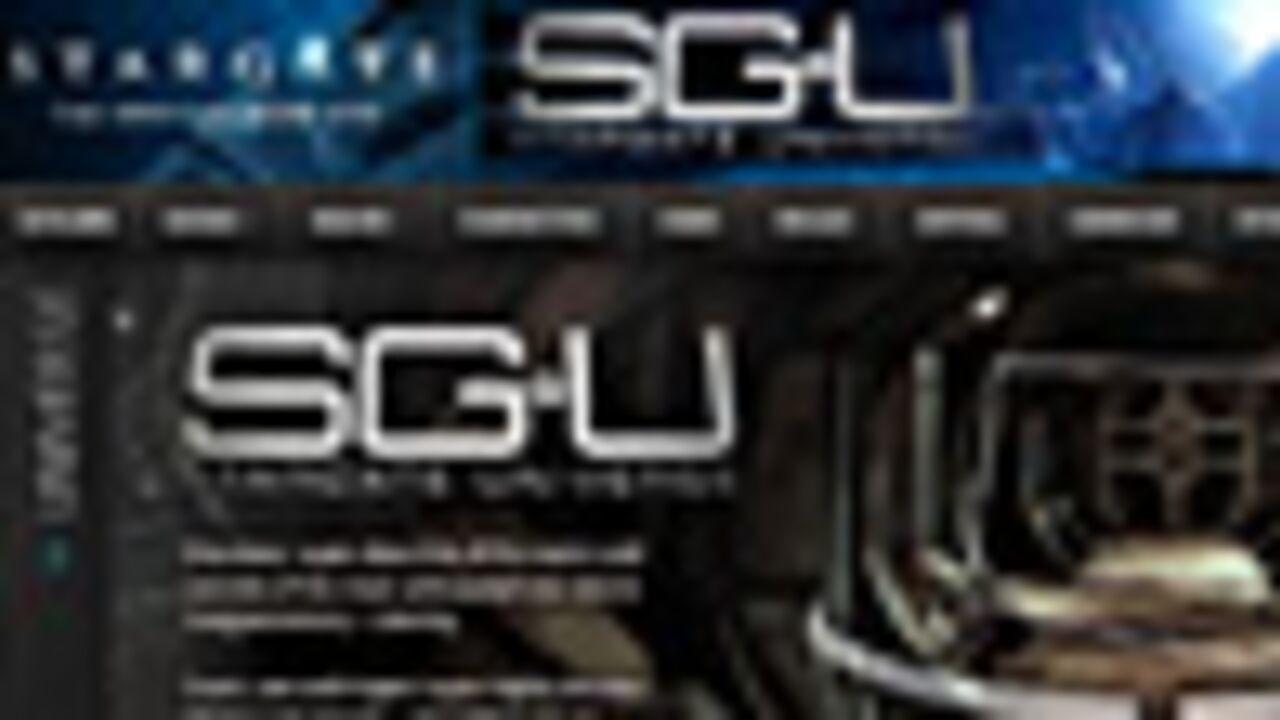 Ouverture du site officiel de SGU