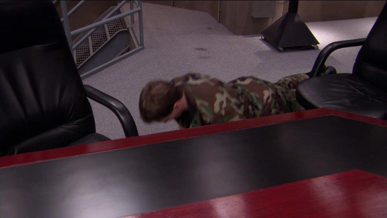 Candidat militaire de SG-1