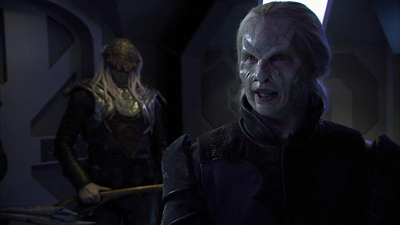 Commandant wraith de Midway