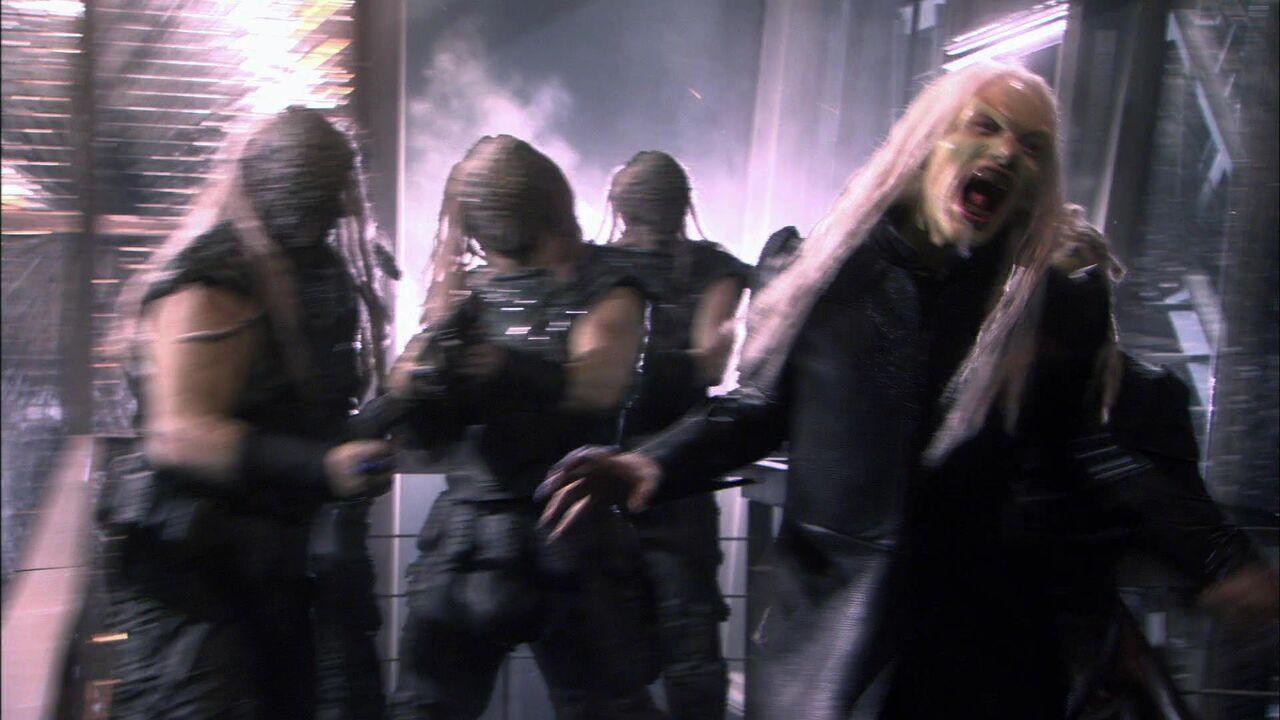 Chef de garnison wraith