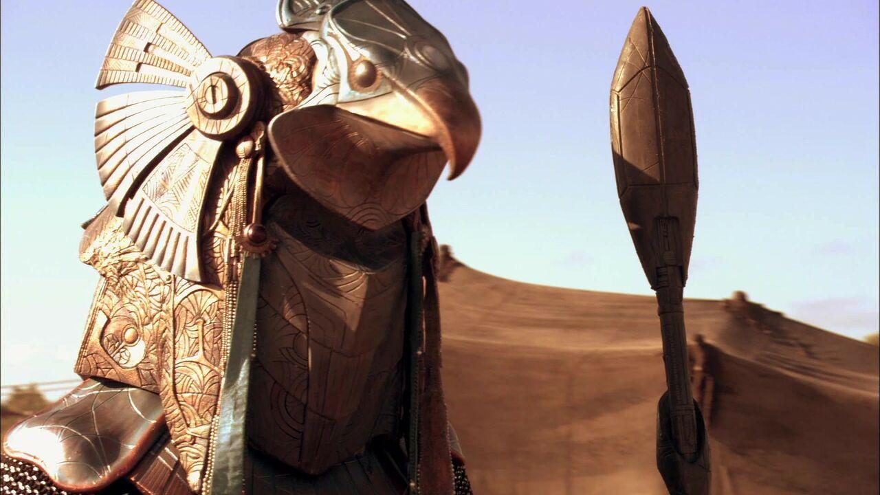 Gardes Horus