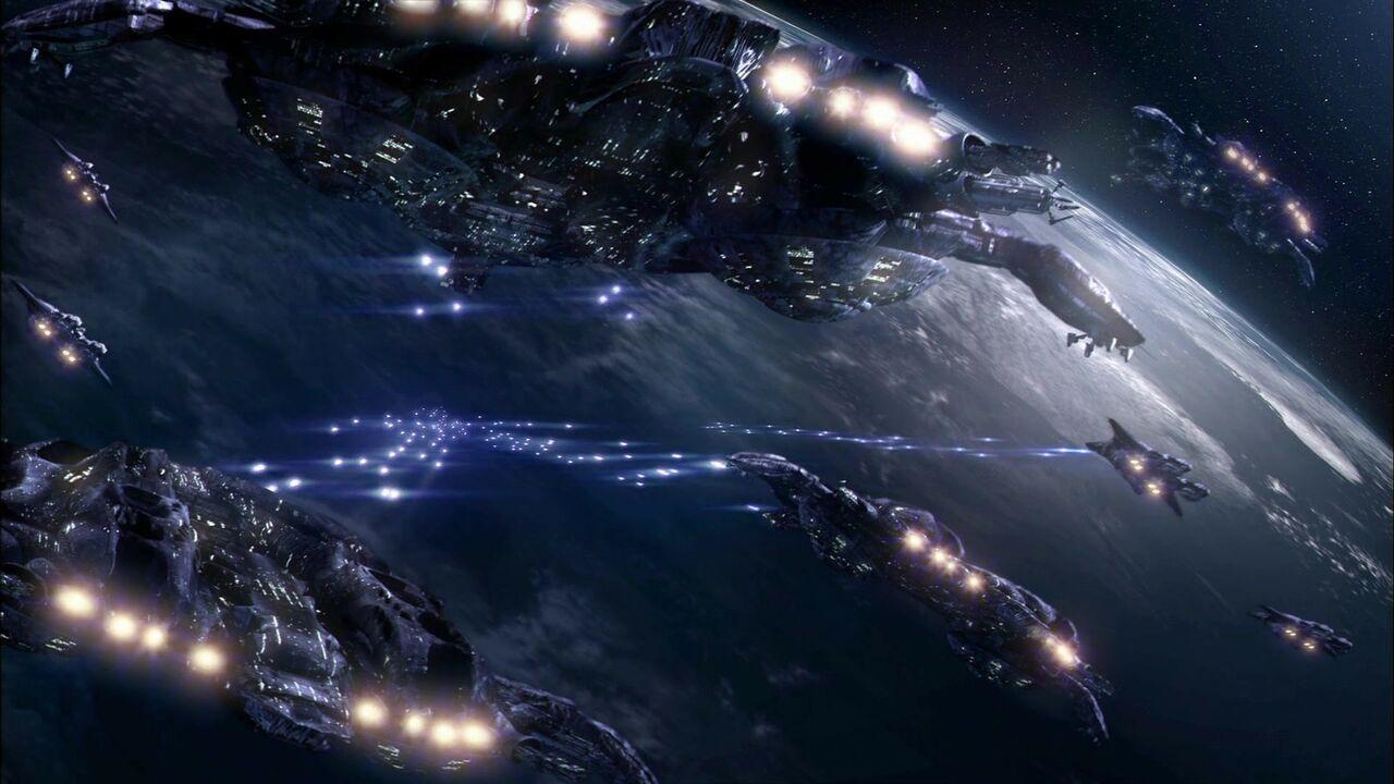 Flotte wraith